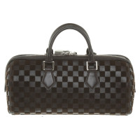 "Louis Vuitton ""Speedy East West Damier Cubic Brown"""