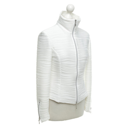Other Designer Joseph Ribkoff - jacket in cream