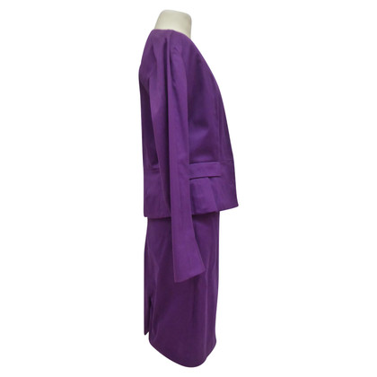 Christian Dior Costume in purple