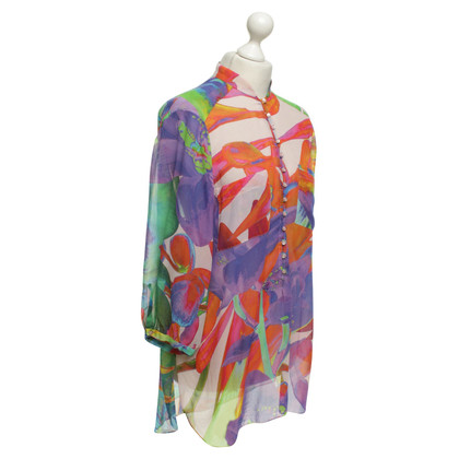 St. Emile Blouse in Multicolor