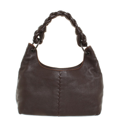 Bottega Veneta Hand bag with woven handle