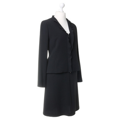 Max Mara Ensemble in black