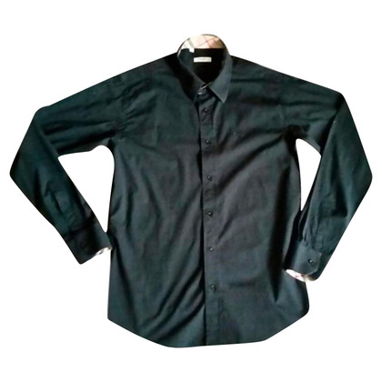 Burberry Shirt black cotton