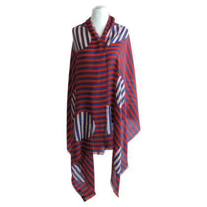 Marc Jacobs Cloth with stripe pattern