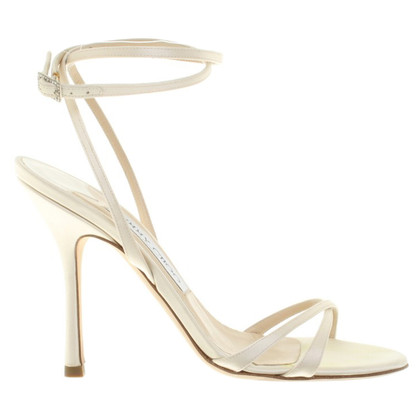 Jimmy Choo Sandals in crèmewit