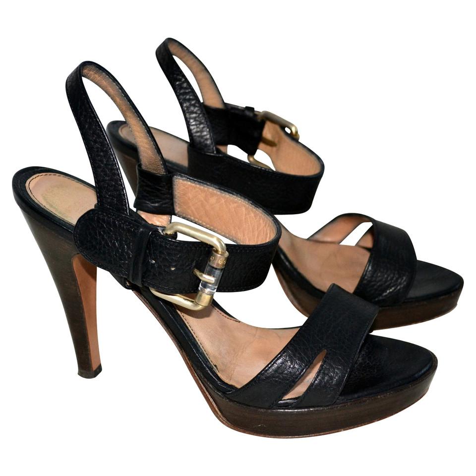 hugo boss sandalen second hand hugo boss sandalen gebraucht kaufen f r 65 00 2224641. Black Bedroom Furniture Sets. Home Design Ideas