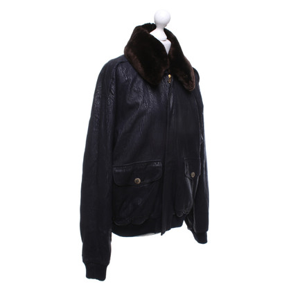 Brioni Jacket with faux fur collar