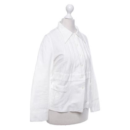 Miu Miu Jas in het wit