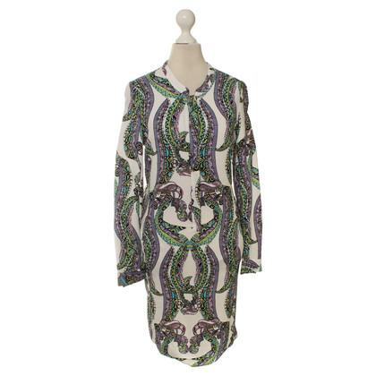 Antik Batik Tunikakleid mit Muster-Print