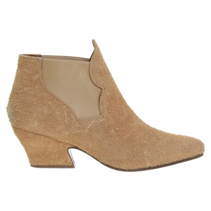 Acne Ankle boots in caramel