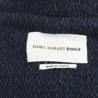 Isabel Marant Etoile Jasje in denimlook