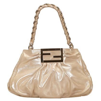 Fendi Leren Handbag