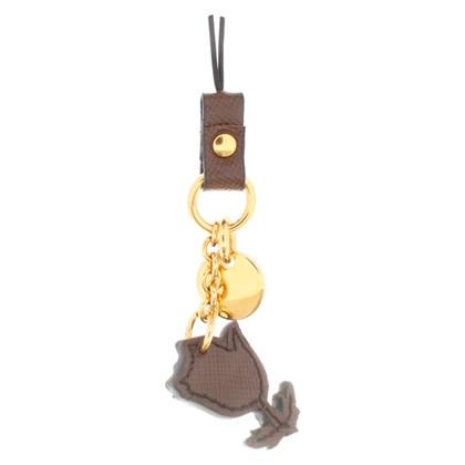 Prada Leather mobile strap