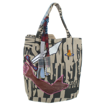 Vivienne Westwood Tote Bag van Canvas