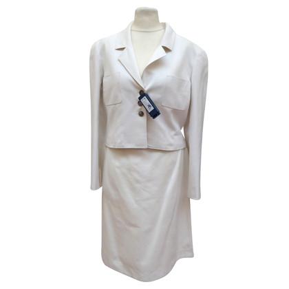 Chanel Kostuum met Ripsstruktur
