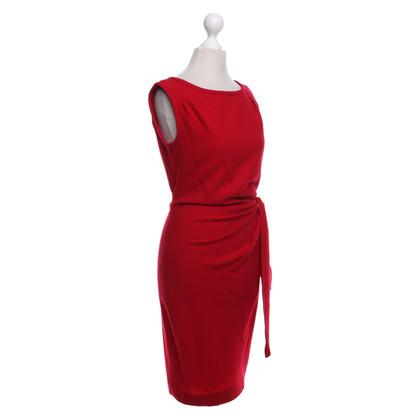 Paul & Joe Wool dress in red