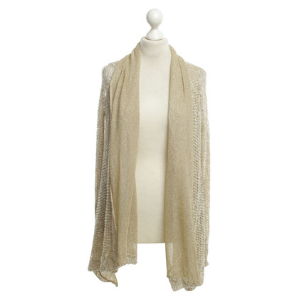 Stefanel Cardigan in gold