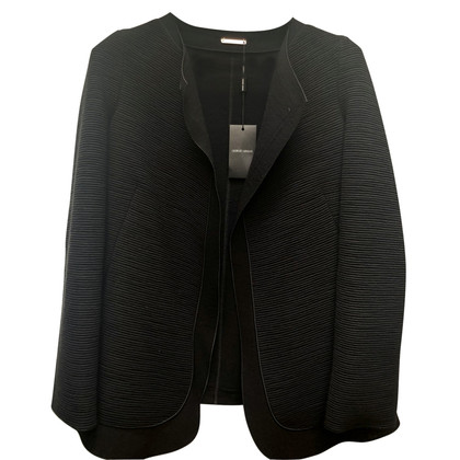 Giorgio Armani Veste en noir