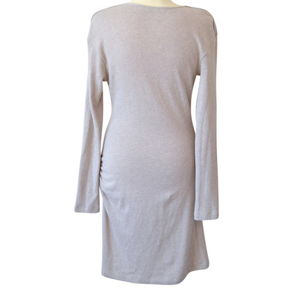 Patrizia Pepe Sweater dress in wool-cashmere blend