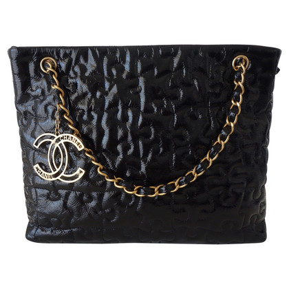 """Chanel """"Puzzle Shopping Bag"""""""