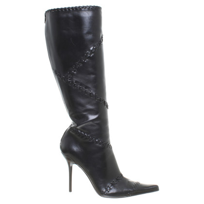 Casadei Boots in black