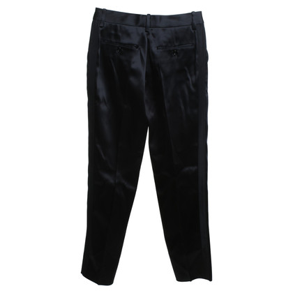 D&G pantaloni tuta in raso-look