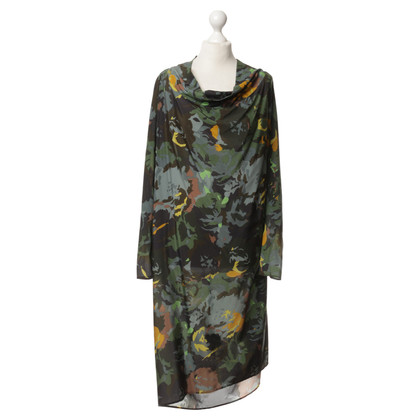 Gaspard Yurkievich Dress with floral print