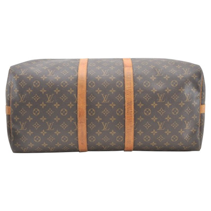 "Louis Vuitton ""Keepall 55 Monogram Canvas"" incl. Shoulder strap"