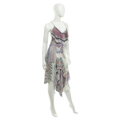 Etro Sommerkleid mit Volants