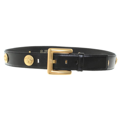 Escada Belt with elephants