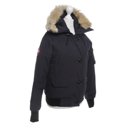Canada Goose Down jacket in blue