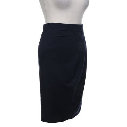 Bogner skirt in dark blue