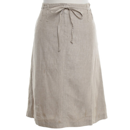 French Connection Linen skirt in beige