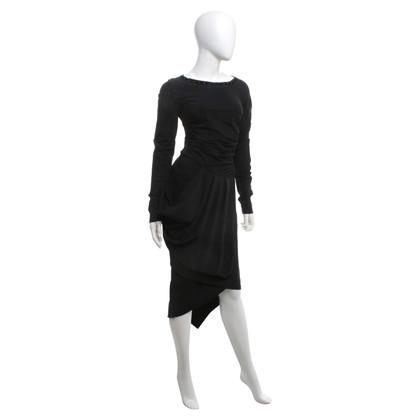 Andere Marke High Tech - Kleid mit Drapierung