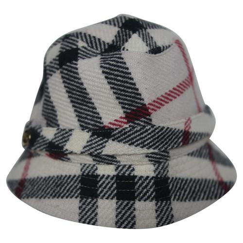 Burberry Cappello Berretto in Lana - Second hand Burberry Cappello ... d582789ccf96