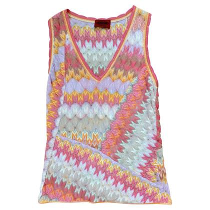 Missoni Top & skirt