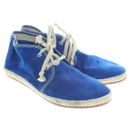 N.d.c. Made by Hand Veterschoenen in blauw