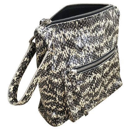 Maison Martin Margiela clutch made of snakeskin
