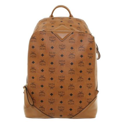 MCM Backpack in brown