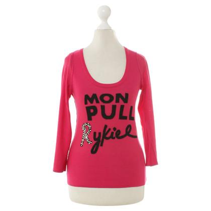 Sonia Rykiel for H&M Pullover mit Schriftzug