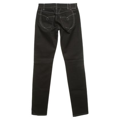 Marithé et Francois Girbaud Jeans in black