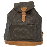 "Louis Vuitton ""Montsouris GM Monogram Canvas"""