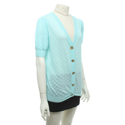 Manoush Sweater in turquoise