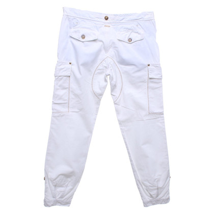 Pinko trousers in white