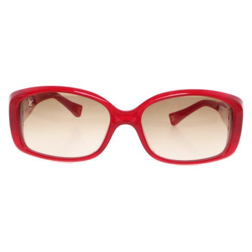 d88d535029b0 Louis Vuitton Lunettes de soleil en rouge - Acheter Louis Vuitton ...