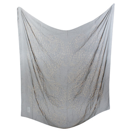Yves Saint Laurent sciarpa di seta