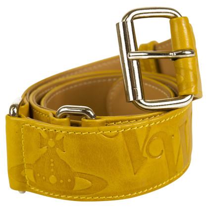 Vivienne Westwood leather belt