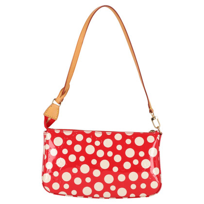 "Louis Vuitton ""Pochette Accessories Yayoi Kusama"""