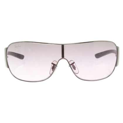 Ray Ban Zonnebril in zilver
