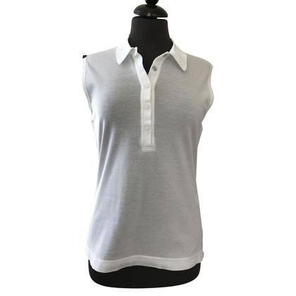 Dolce & Gabbana Wit polo shirt